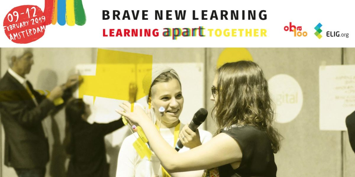 Brave New Learning - Learning apart together