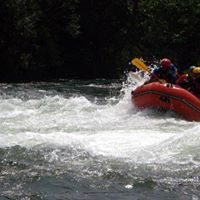 Ultimate Hikers Kundalika River Rafting near Kolad 30th July17.