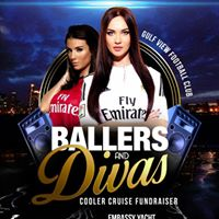 Gulf View Fc ....the Boat Cruise....ballerz And Divas The Cruise