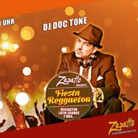 Fiesta Reggaeton by Zapatto