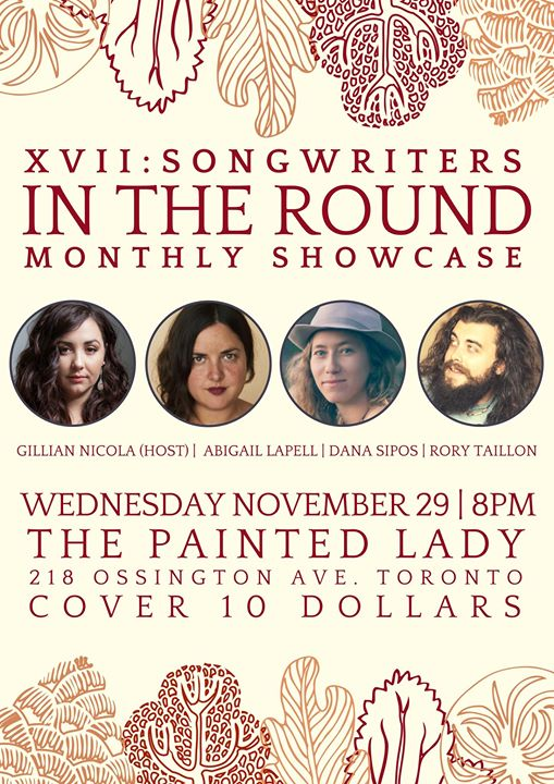 Songwriters In The Round XVII
