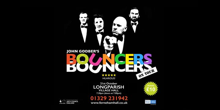Bouncers at Longparish Village Hall