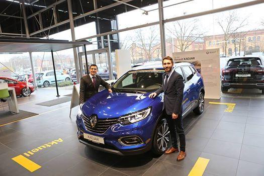 Renault- und Dacia-Tag 23.03.