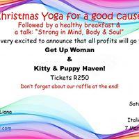 Christmas Yoga For A Good Cause