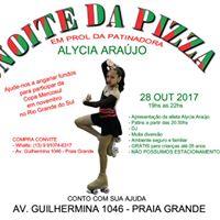 Noite da Pizza em Prol da Atleta de Patinao Alycia Arajo
