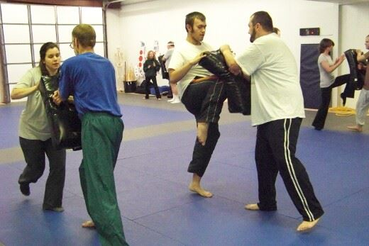 Open Self-defence class