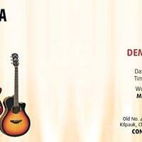 Yamaha Guitar Workshops