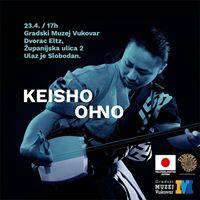 Koncert KEISHO OHNO