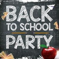Back To School Party la Hunters Pub