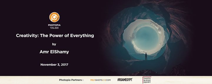 Creativity The Power of Everything talk by Amr ElShamy