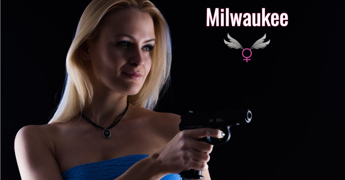 Women Only Conceal Carry Class Milwaukee Bring a Friend for Free 722 330pm