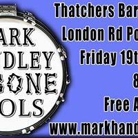 Mark Handley &amp the Bone Idols Live