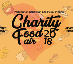 LCS Charity Food Fair