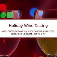 Holiday Wine Tastin