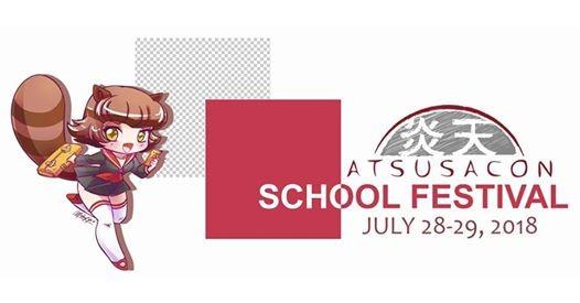 Atsusacon 2018 School Festival