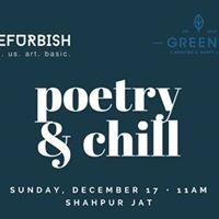 Poetry and Chill