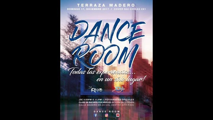 Dance Room En Terraza Madero Mexico City