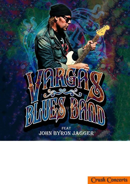 Vargas Blues Band feat. John Jagger