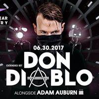 Don Diablo at Exchange