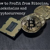 Bitcoins Blockchains &amp Cryptocurrency