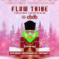 Flow Tribes Christmas Crunktacular 2017