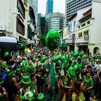 St Patricks Day Street Festival 2018