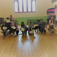 Puppy socialising and training course