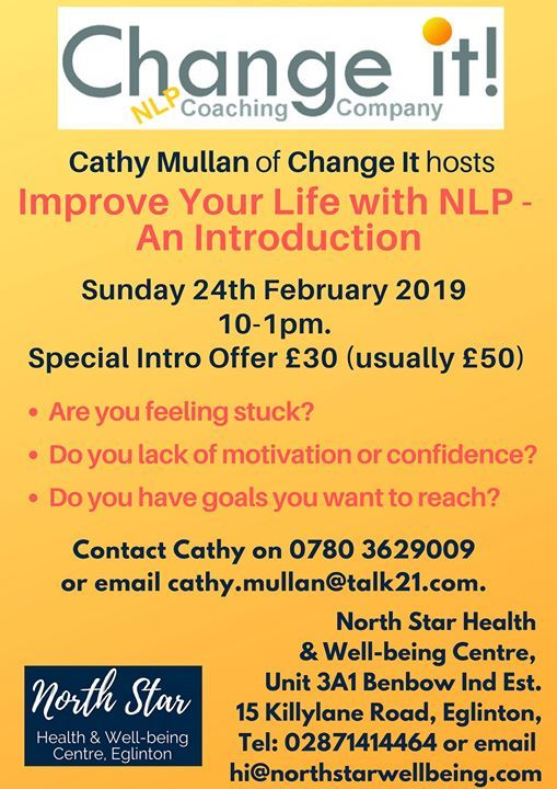 Improve Your Life with NLP - An Introduction