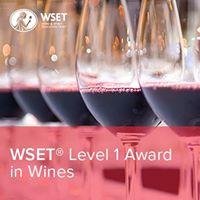 WSET Level 1 Award in Wine including vineyard tour &amp tasting