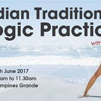 Indian Traditional Yogic Practice with Inder