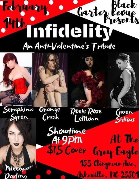 BGR Presents Infidelity An Anti-Valentines Tribute