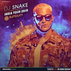 Sunburn Arena with DJ Snake - Hyderabad