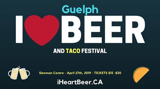 Guelph I Heart Beer and Taco Festival