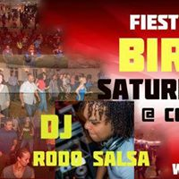 100% Fiesta Cubana Caliente Birmingham withHavana Salsa Aug 19th