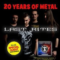 Last Rites 20 Years of Metal