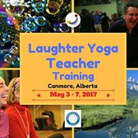 5-Day Certified Laughter Yoga Teacher Training