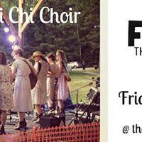 The Fu Fu Chi Chi Choir does fringe