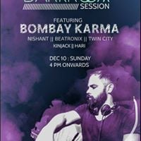 Darkroom Session Ft Bombay Karma  10th Dec NYX GenNext