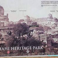 Qutb Shahi Tombs - Heritage Park