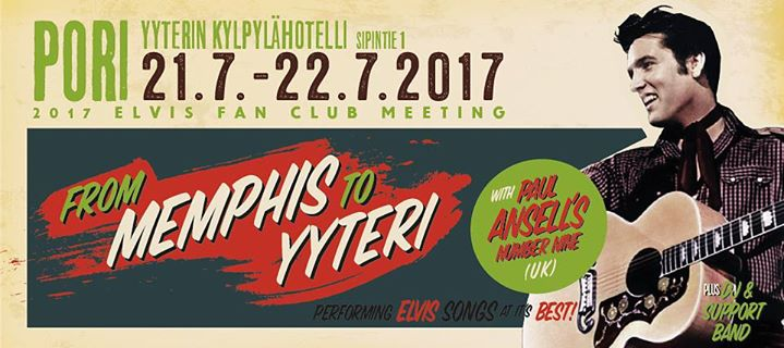 Kuvahaun tulos haulle 2017 elvis fan club meeting