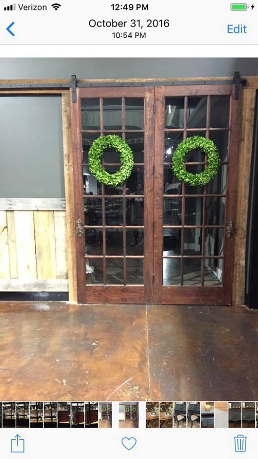 SPRING EVENT Behind the French Doors