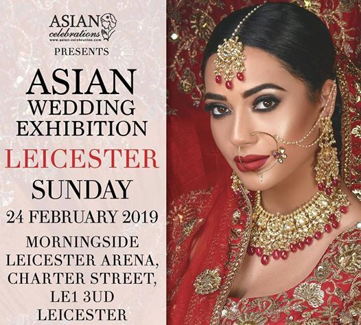 Midlands Biggest Asian Wedding Exhibition (Inc. Fashion Show)
