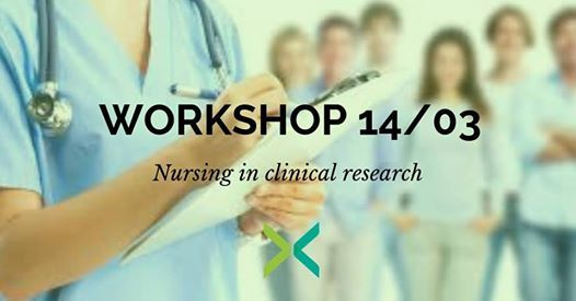 Workshop Nursing in clinical research
