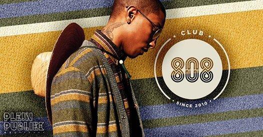 CLUB 808 - Saturday 23.03 - Plein Publiek BXL