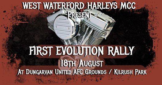 First Evolution Rally