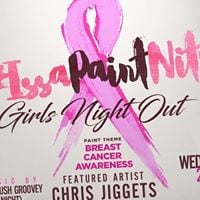 Paint Night IssaPaintNite RnBWednesdays GirlsNightOut