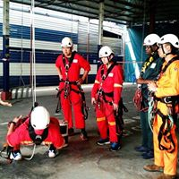 IRATA Rope Access Training by Seacademy