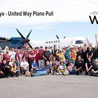 2nd Annual Wasaya - United Way Plane Pull