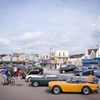 Classic Cars on the Beach