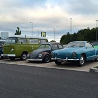 VW Meet Andover Chalkhill Blue